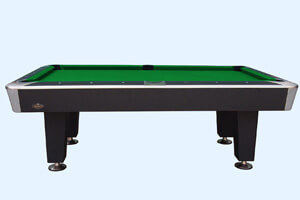 The Buffalo Outrage III American Pool Table.