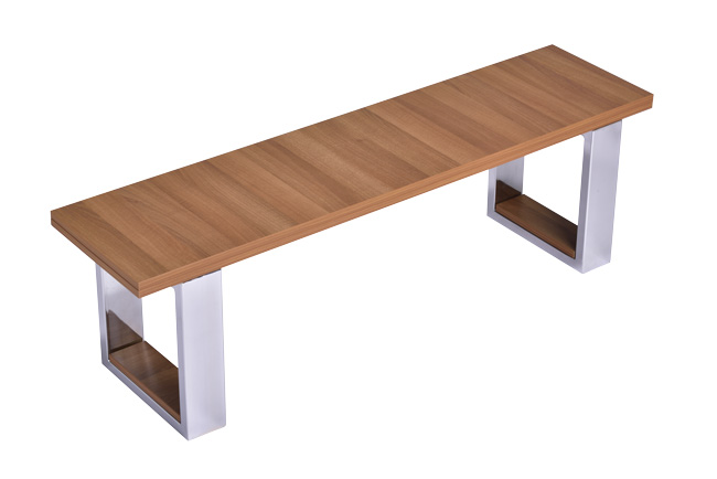 Optional benches available with the Fusion Outdoor