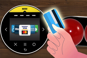 The contactless payment system