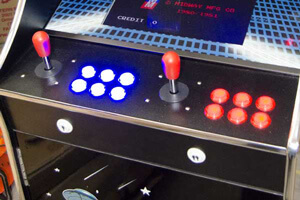Cosmic control console