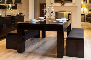 duo Milano dinner table