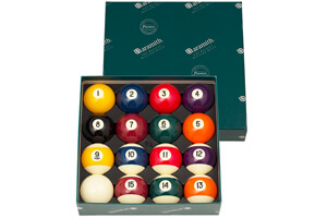 The G7 Luxury Glass Pool Table Accessories