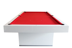The G7 Luxury Glass Pool Table