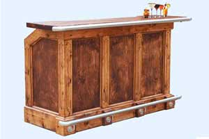 The Traditional home bar - perfect for your tabletop arcade machine