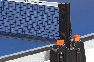 The net system on the Cornilleau Sport 100