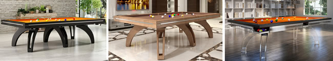 Other P40 table finishes available