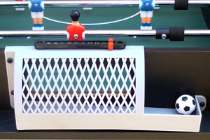 The Shooter football table goal