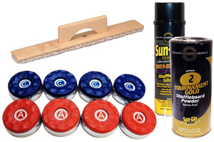Champion shuffleboard accessories