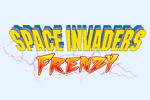 Space Invaders Frenzy logo