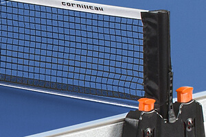 Challenger table net adjustment