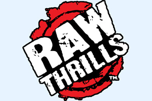 The Raw Thrills logo