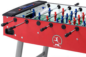 The FSA Fun Football Table Rods