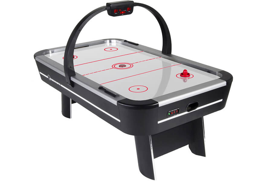 "3 3//4/"" Air Hockey Felt Pushers for Full Size Air Hockey Tables Beige 1Pair"