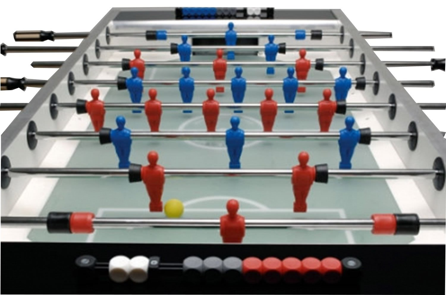 Used Coin Operated Pool Tables For Sale Garlando Master Champion Football Table | Liberty Games