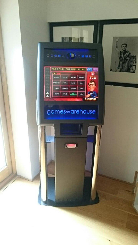 Paragon Tt09 Quiz Machine Liberty Games