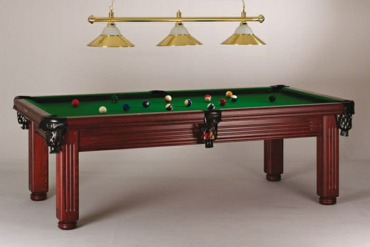 Oporto Freeplay American Pool Table 6 Ft 7 Ft 8 Ft