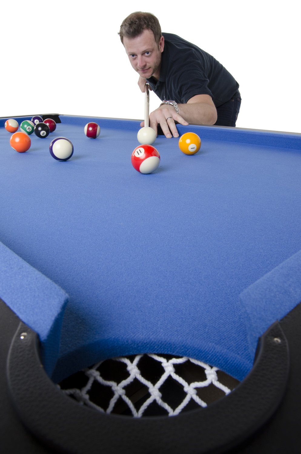 Strikeworth 6 Foot Multi Games Table Free Delivery