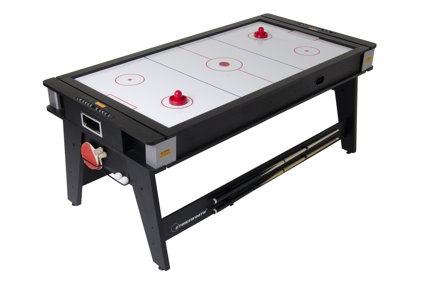 The 6ft Multi Game Air Hockey Playfield