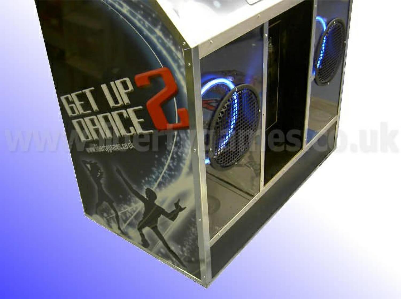Get Up 2 Dance Dance Arcade Machine Liberty Games