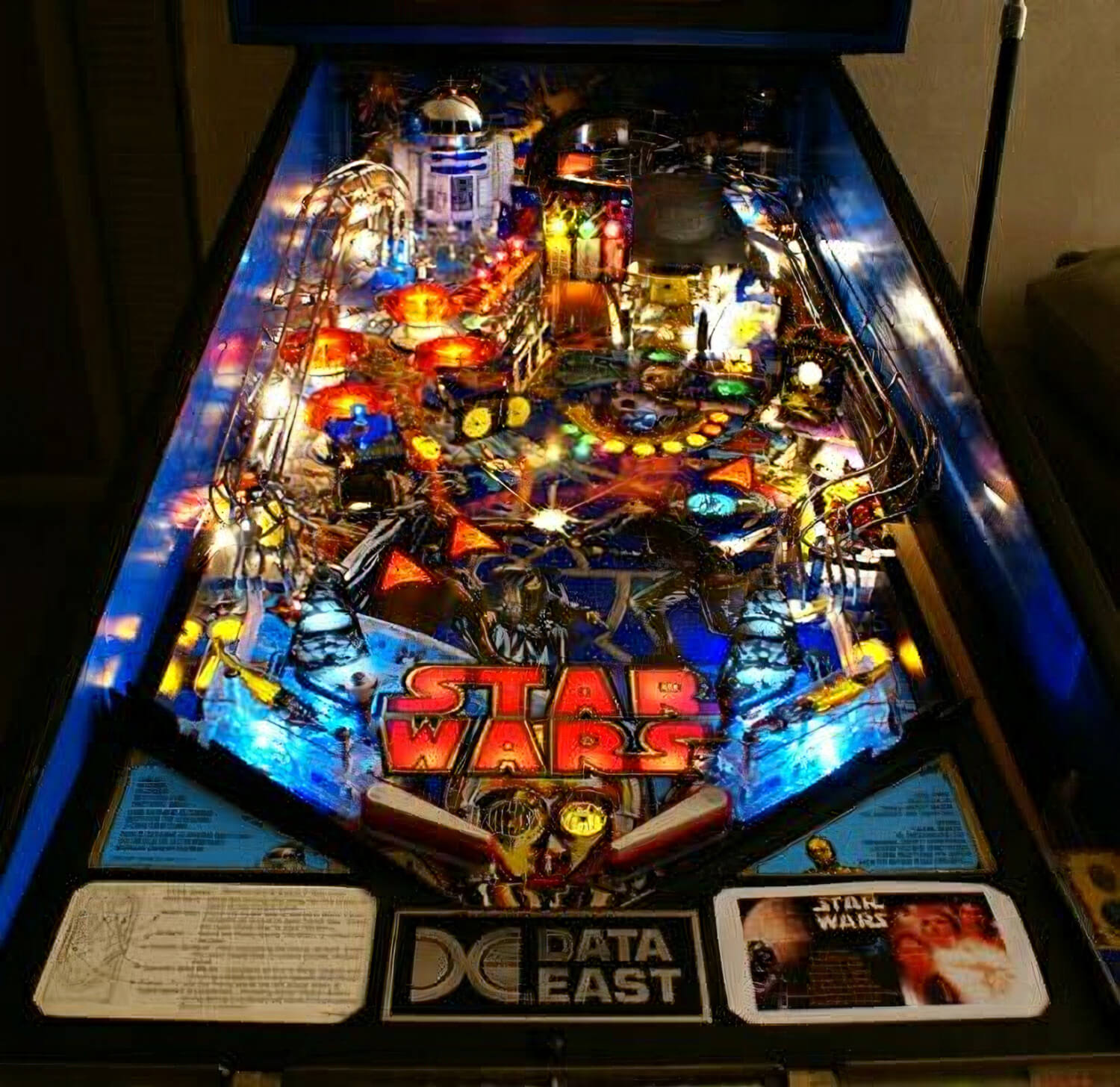 Star Wars Pinball Machine For Sale Liberty Games