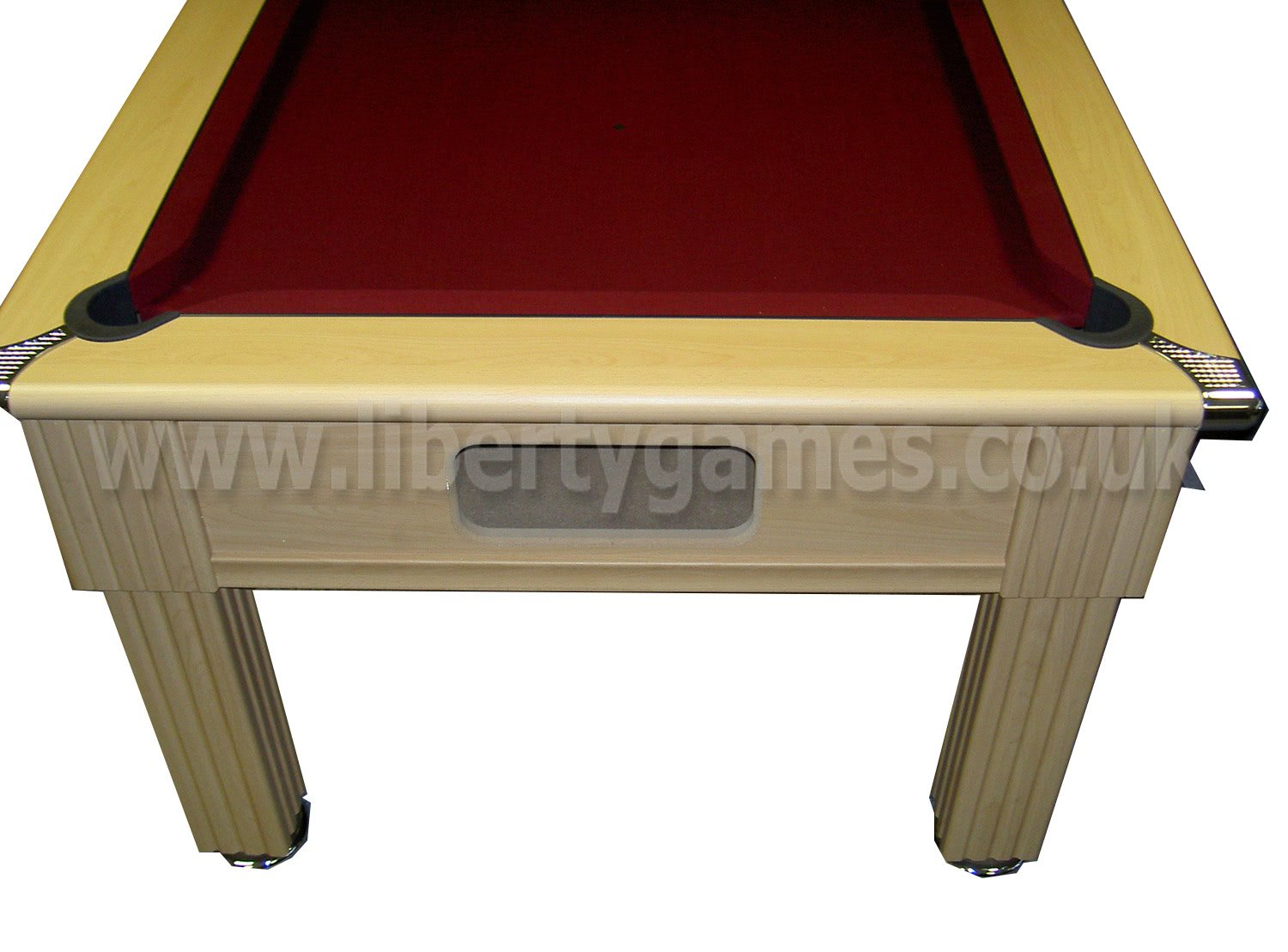 Traditional Pool Table 6 Ft 7 Ft Liberty Games