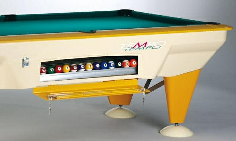 tempo garden 7 foot outdoor american pool table   7 ft
