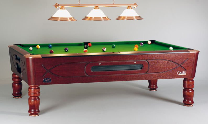 Royal Class American Pool Table 7 Ft 8 Ft 9 Ft