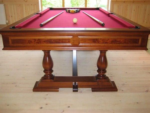 Longoni Balmoral Pool Table 8 Ft Liberty Games