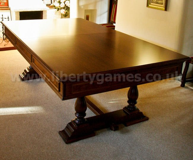 Longoni Balmoral Pool Table 8 Ft Liberty Games