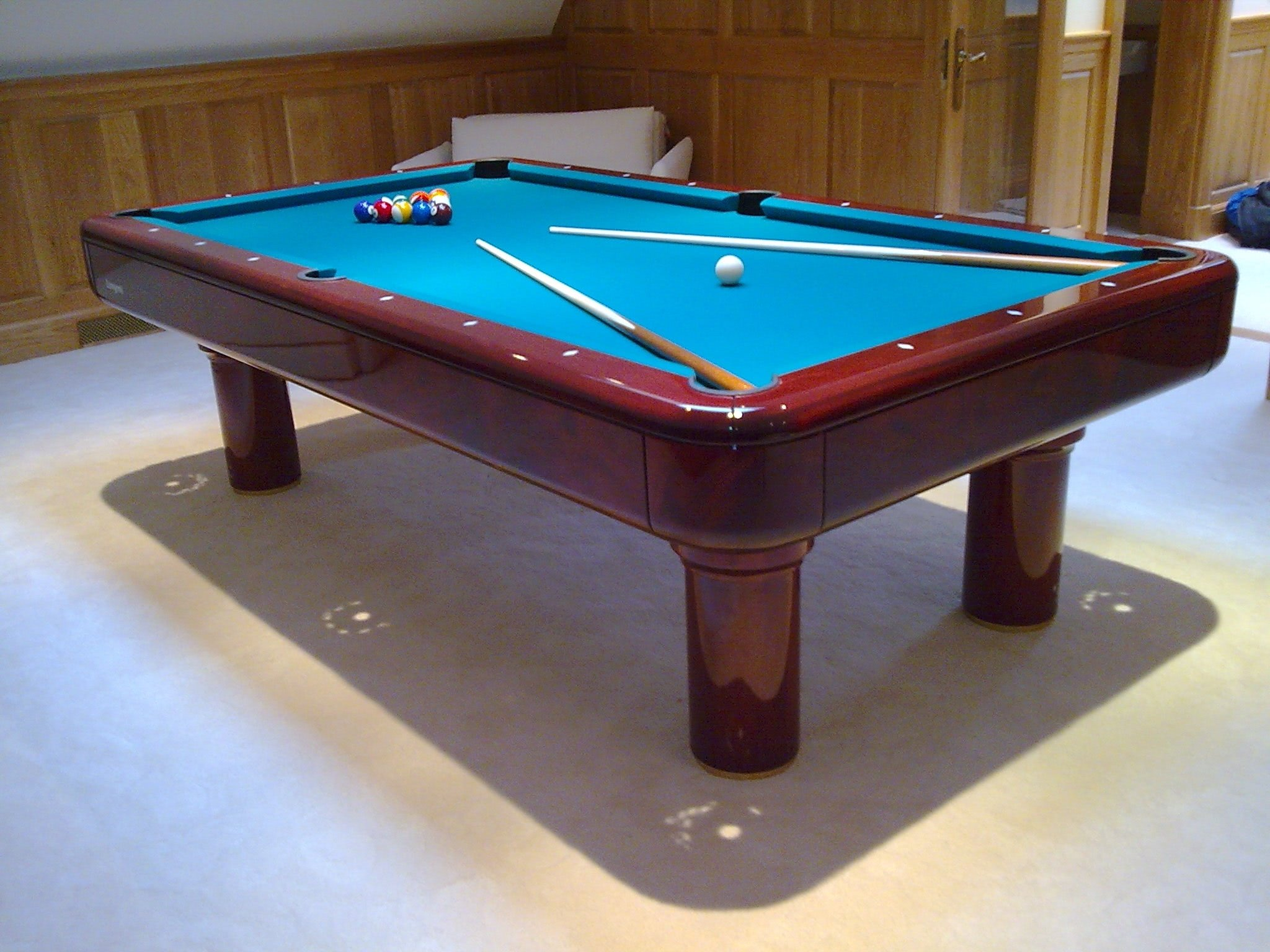 Wonderful image of Home Pool Tables Luxury Pool Tables with #029AC9 color and 2048x1536 pixels