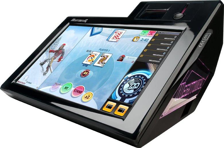 mega touch machine