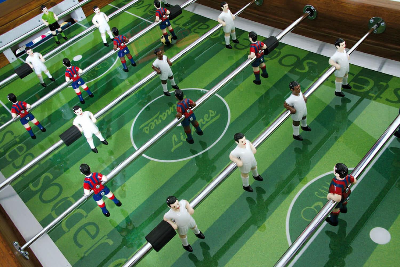 Linares Football Table Liberty Games