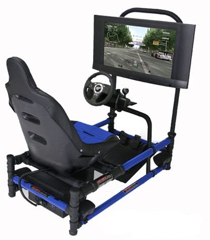 Liberty MultiDrive RS Driving Sim: Xbox, PS3, PC Compatible