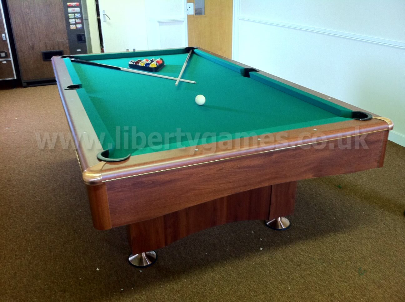 Buffalo Eliminator Ii American Pool Table 6 Ft 7 Ft 8