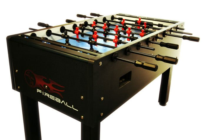Fireball ITSF Football Liberty Games - Fireball foosball table