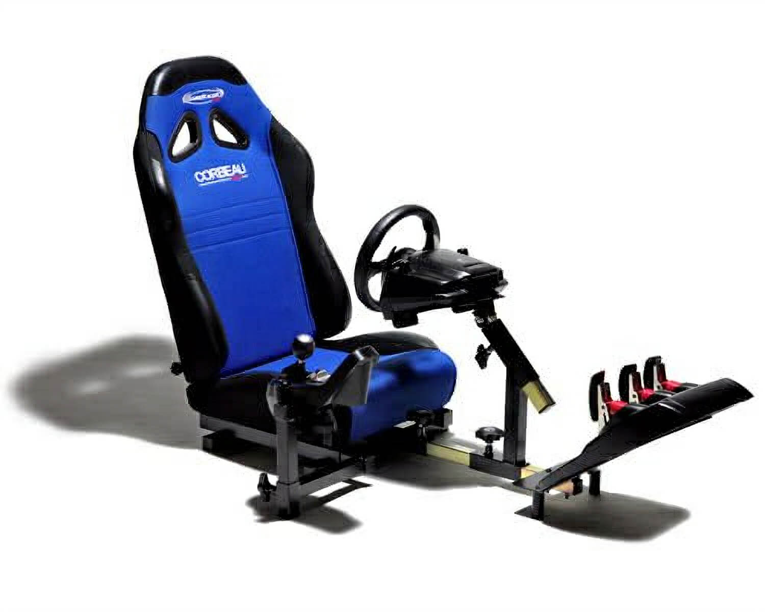 Racer Pro Driving Simulator Seat Xbox Ps3 Pc Compatible