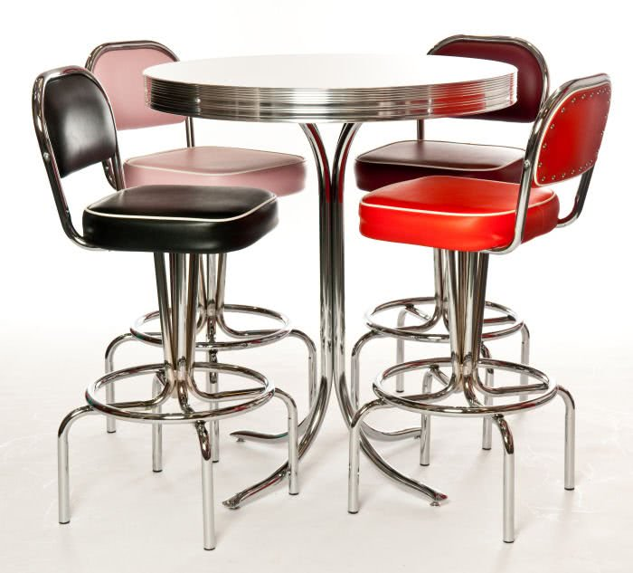 Manhattan bar classic american retro furniture set American classic furniture company