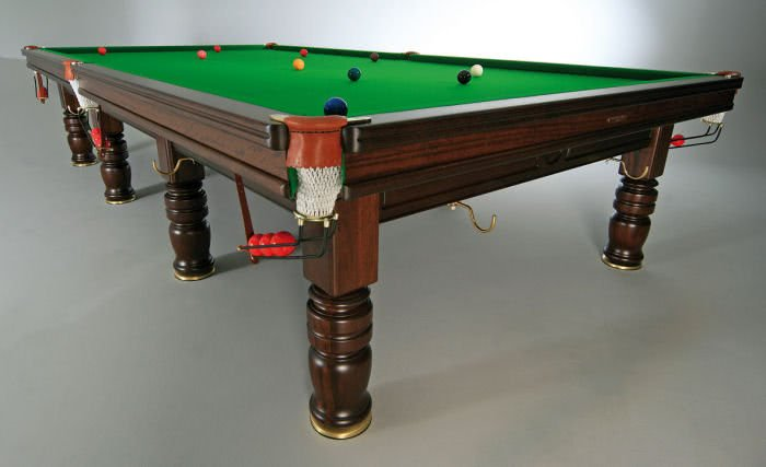 Tagora slate bed snooker table 10 ft 12 ft liberty games for 10 foot snooker table