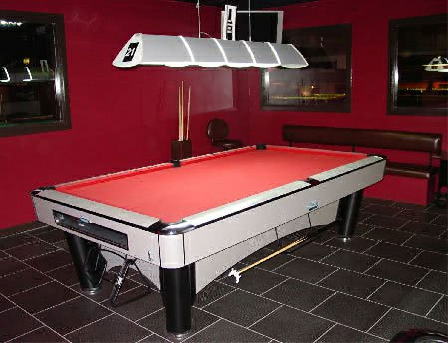 Mist Pool Table Light Shade Liberty Games