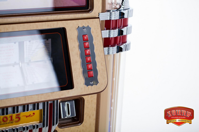 Sound Leisure SL15 Slimline CD Jukebox