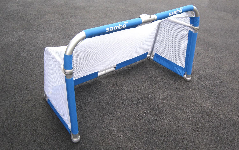 Samba 5 Foot X 3 Foot Aluminium Folding Goal G7008