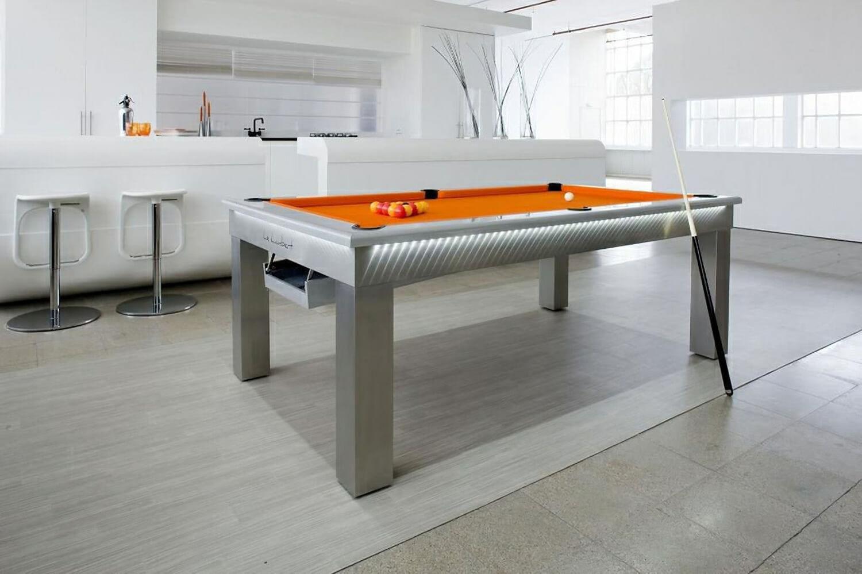 Le Lambert Pool Dining Table 7 Ft 8 Ft Liberty Games
