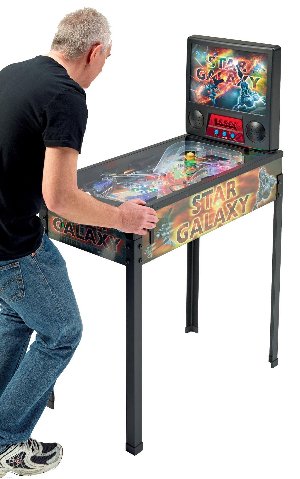 Star Galaxy Pinball Liberty Games