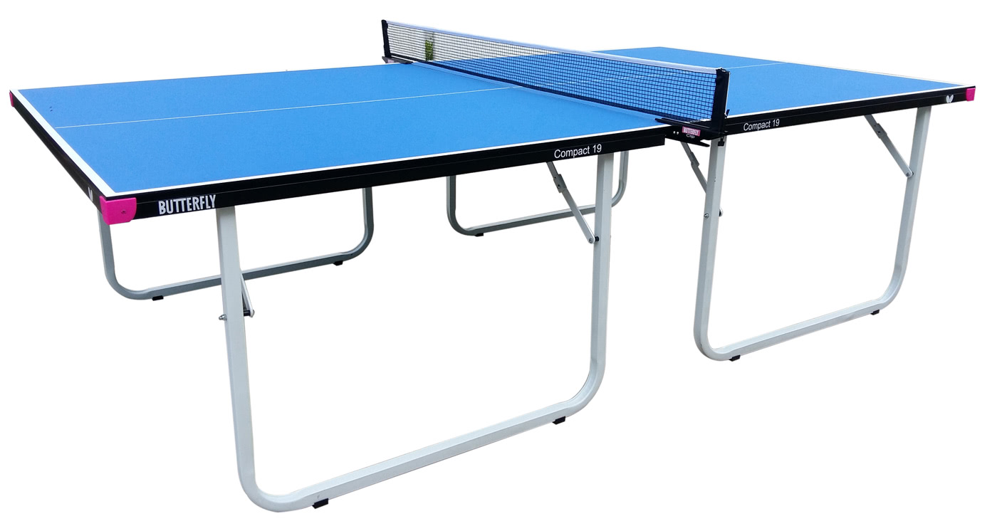 Butterfly Compact Wheelaway Indoor Table Tennis | Liberty Games