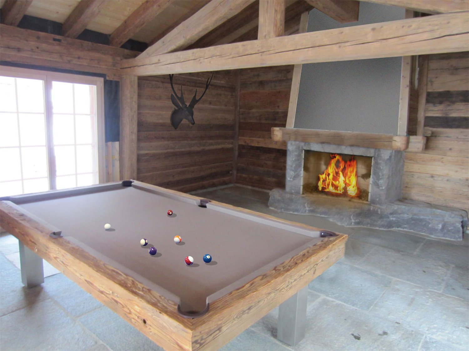 billard toulet megeve pool table 6 ft 7 ft 8 ft. Black Bedroom Furniture Sets. Home Design Ideas