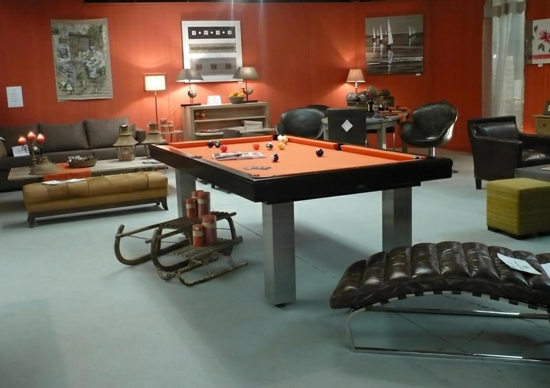 Billard toulet loft pool table 7 ft 8 ft 9 ft for Loft americain