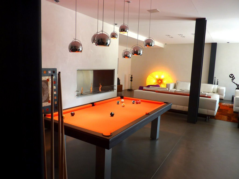 Billard Toulet Loft Snooker Table 9 Ft 10 Ft Liberty