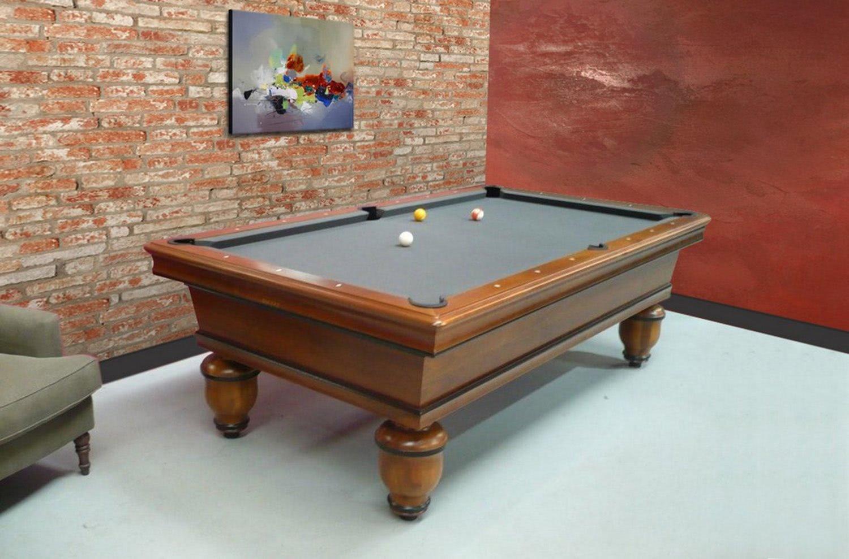 Billard Toulet Renaissance Pool Table 7 Ft 8 Ft 9 Ft