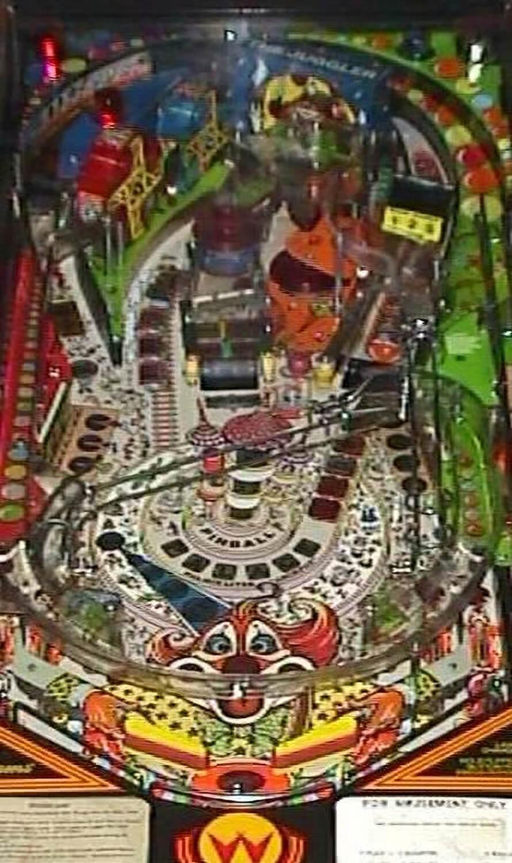 hurricane pinball machine