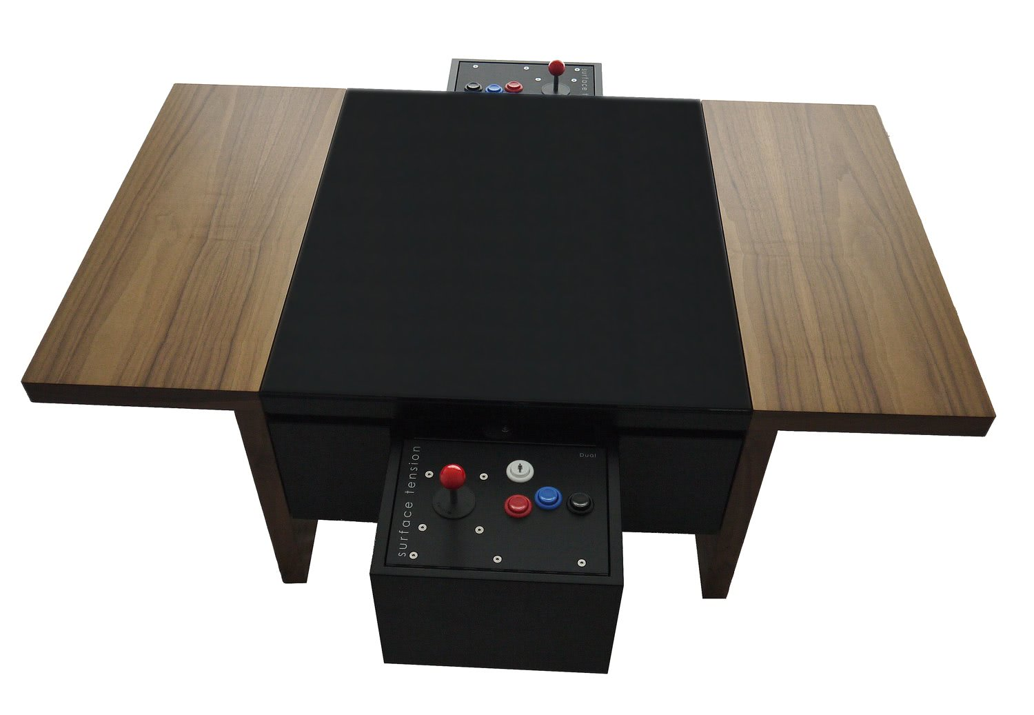 The Dual Contemporary Arcade Coffee Table Liberty Games